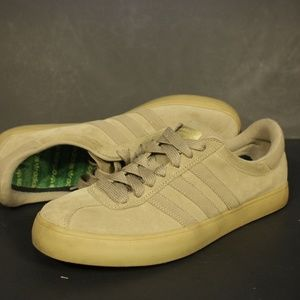 Adidas Skateboarding Shoes Sneakers Suede Leather